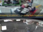 Le immagini delle telecamere della polizia