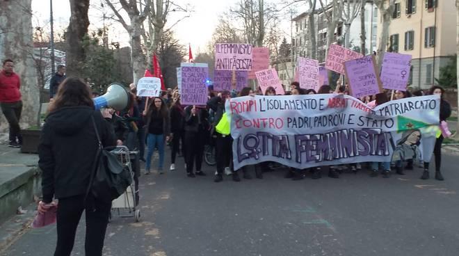 manifestazione 8 marzo transfemminista