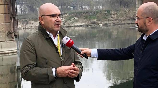 Marco Crotti intervistato da Sky