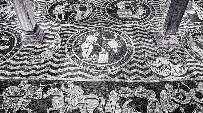 Mosaico chiesa San Savino