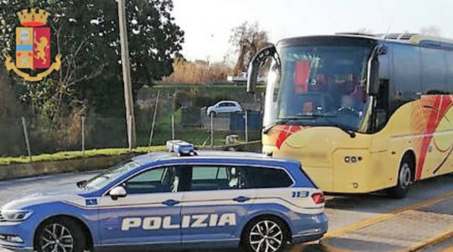 Polstrada bus