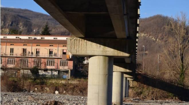 ponte sul Nure a Lugherzano Biana