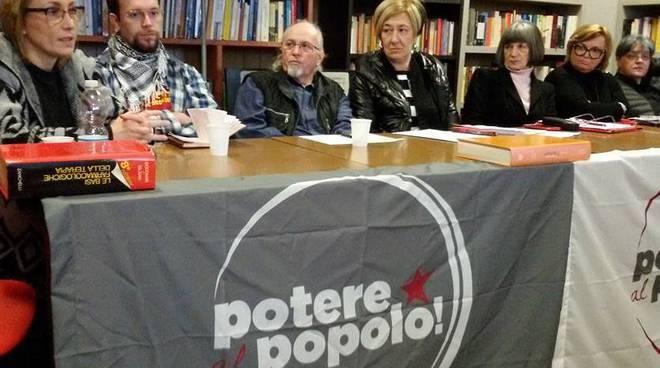 Potere al popolo Piacenza