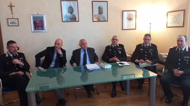 Procura carabinieri operazione nomadi