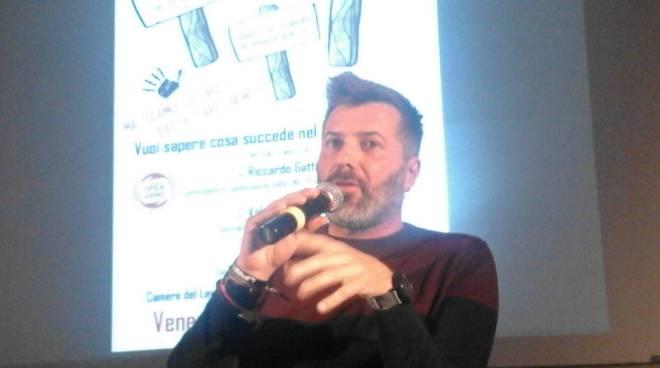 Riccardo Gatti Open Arms