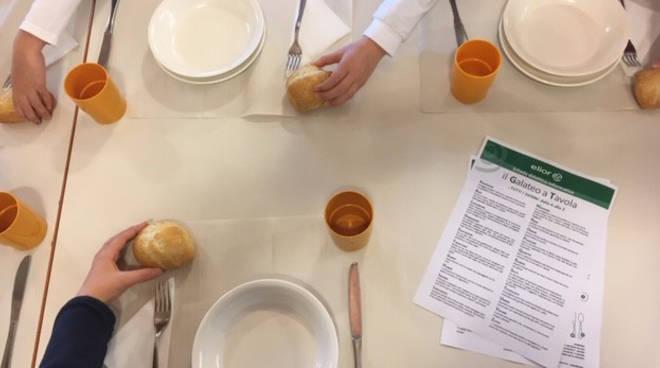 Scuola educazione alimentare