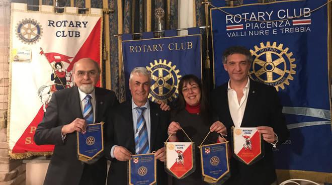 Serata Rotary sui Beatles