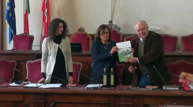 La conferenza di presentazione degli eventi Lilt in consiglio comunale