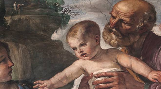 San Giuseppe, dettaglio cupola duomo