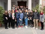 la consegna della costituzione ai diciottenni di Gragnano