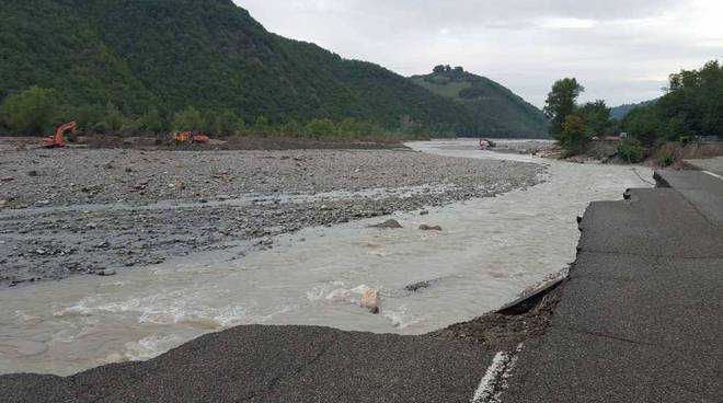 Alluvione Piacenza