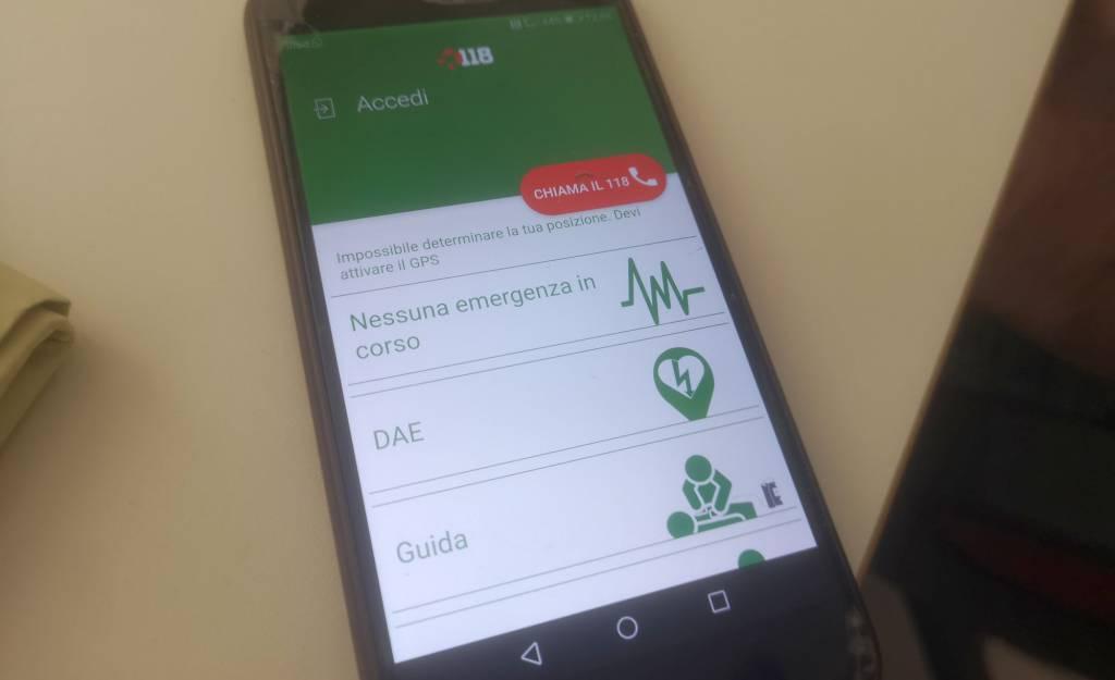 app 118 smartphone