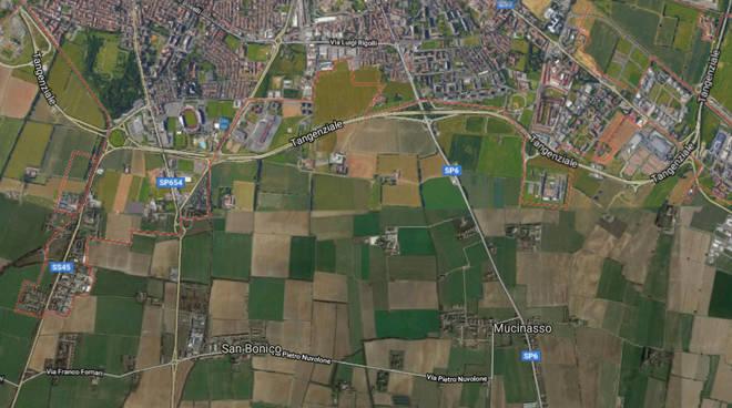 Area Sud Piacenza