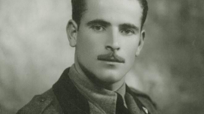 Cesare Annoni Barba partigiano