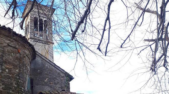 Chiesa di Vigolo (Foto dalla pagina Facebook del Fai Piacenza)