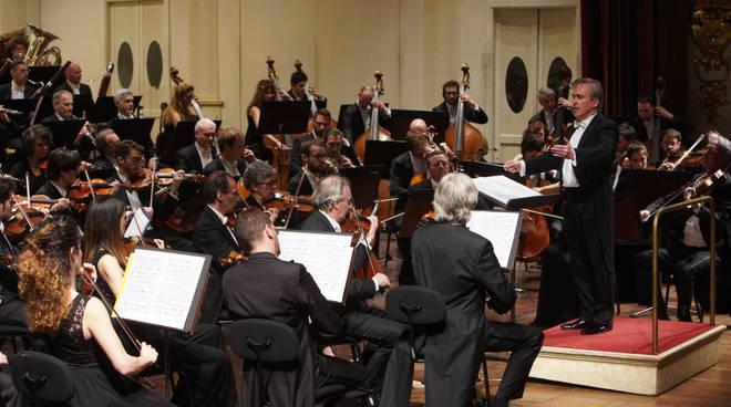 Concerto di Pasqua con l'orchestra della Rai