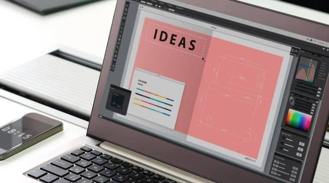 corso avanzato di Graphic design