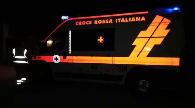 Croce Rossa notte