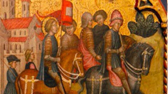 Dalla terra al cielo, Antonino e Savino
