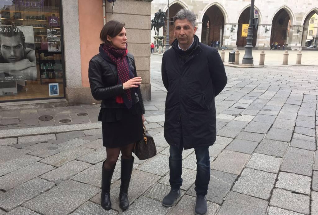Erika Opizzi e Marco Tassi