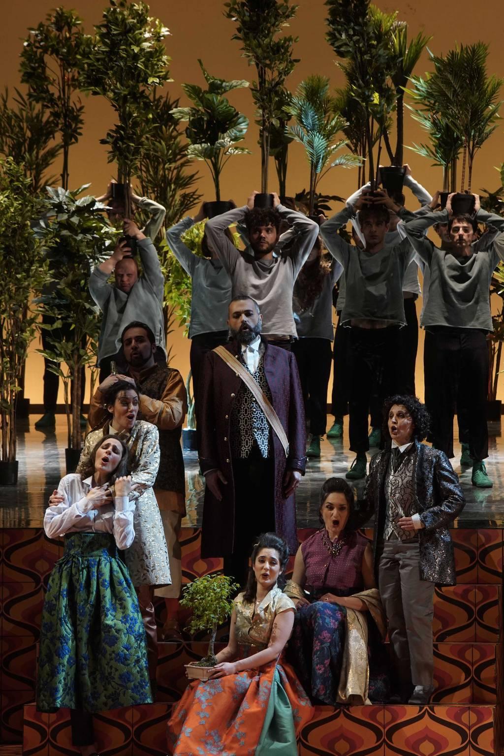 Il Serse di Händel il Municipale