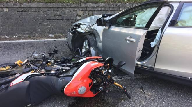 incidente  a Travo