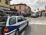 incidente ciclsita La Verza