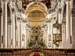 L'interno di una chiesa