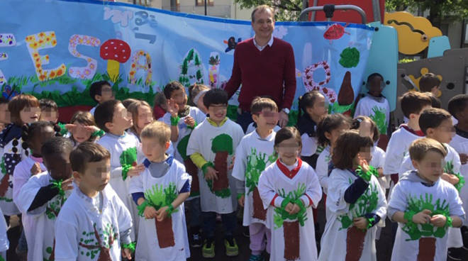 La Festa degli Alberi a Fiorenzuola