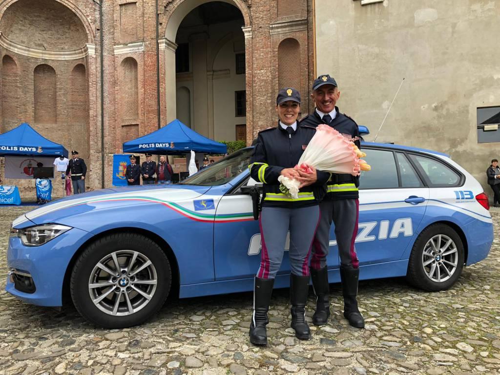 Le donne della Polizia