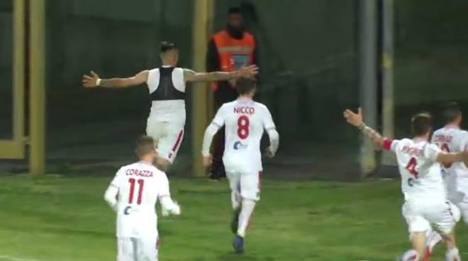 Lucchese - Piacenza Calcio