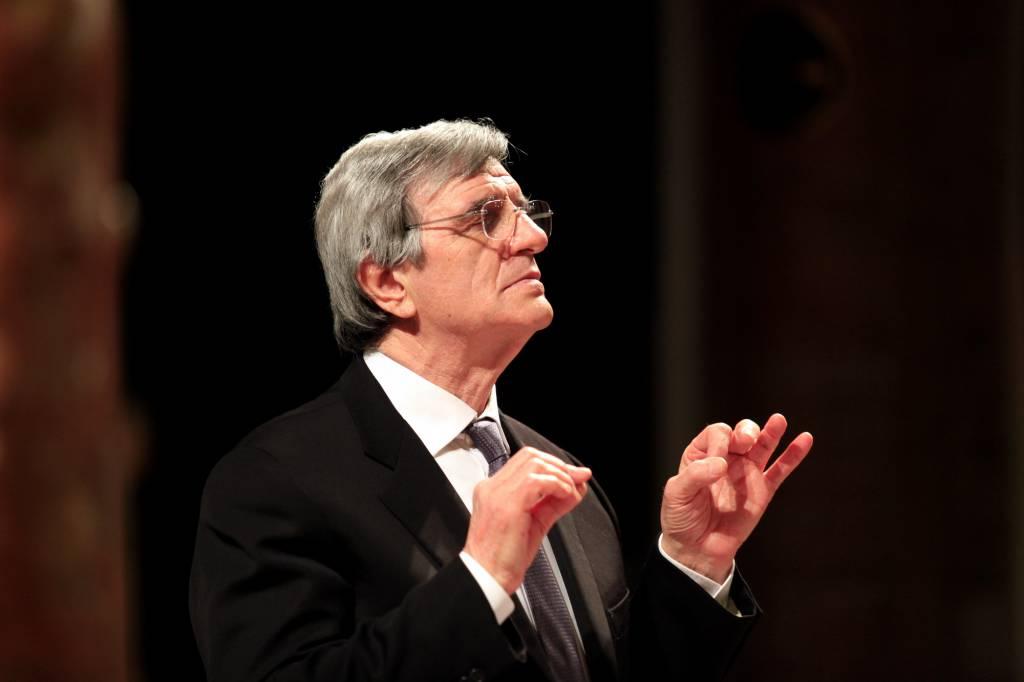 maestro Mario Pigazzini