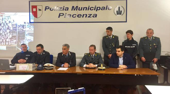 Operazione Betsi Polizia Municipale