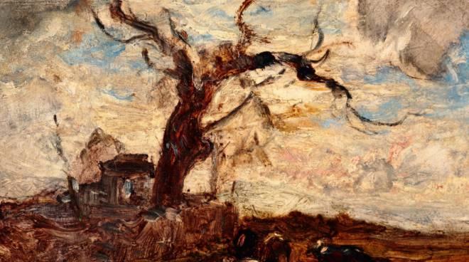 Paesaggio e figure. Fontanesi e i tempi del naturalismo