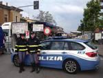 Pasqua al lavoro forze dell'ordine e assistenza