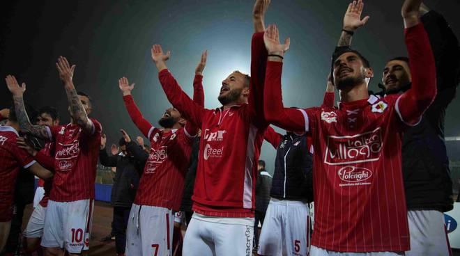 Piacenza - Entella, il film della partita