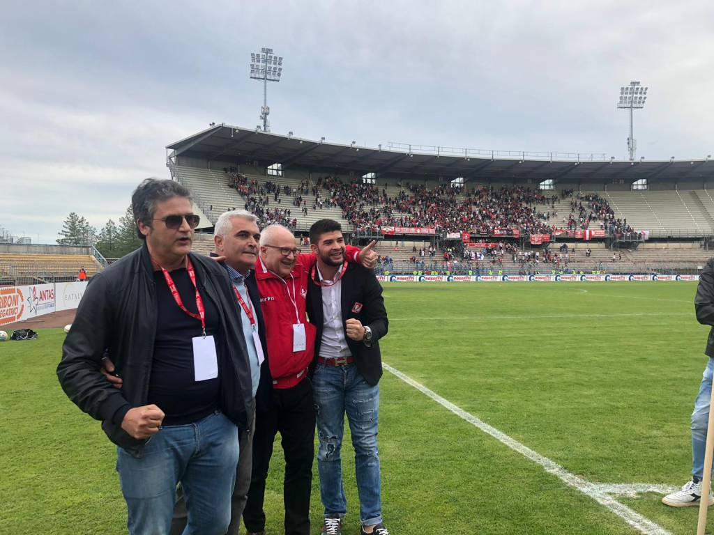 Piacenza Olbia al Garilli