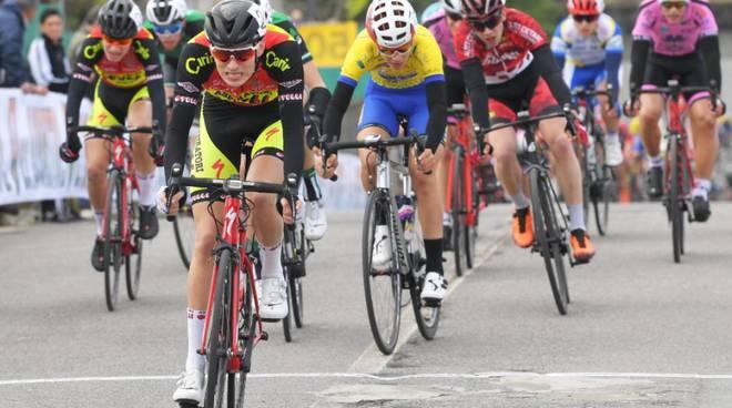 Pinazzi sprint ciclismo