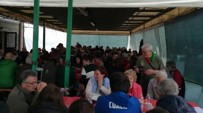 Pranzo partigiano a San Protaso