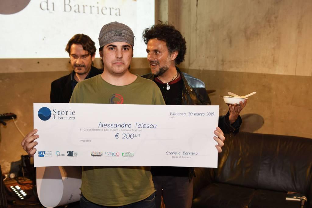 Premiazione concorso Storie di Barriera