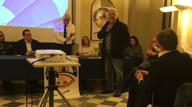 Presentazione Medardo Zanetti a Pontenure