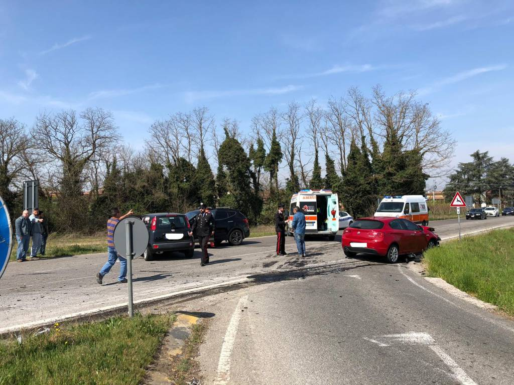 incidente canneto sotto