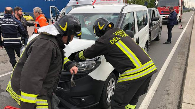 incidente in via caorsana