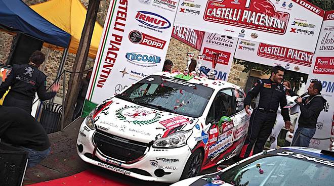 rally castelli piacentini