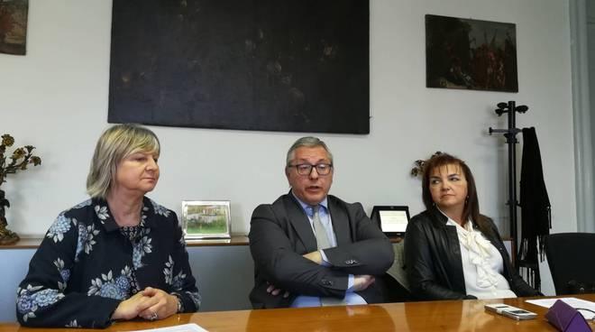 Lucia Fontana, Luca Baldino, Patrizia Calza