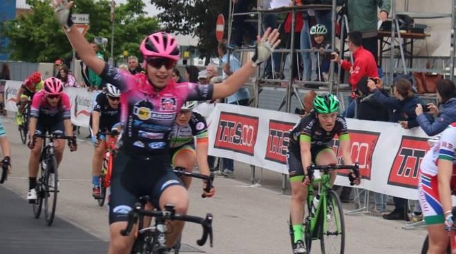 sofia colinelli vo2 team pink