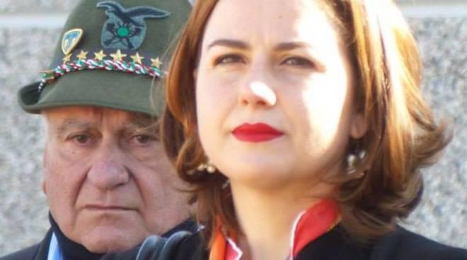 """Valeria Tedaldi, candidata sindaco con la lista """"Un impegno concreto: Lugagnano"""""""