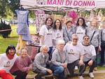 L'asssociazione Mani di donna insieme a dipendenti amazon a Floravilla