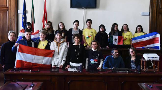 Studenti Intercultura