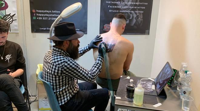 Tattoo a Piacenza Expo